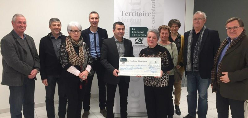 FONDATION CREDIT AGRICOLE